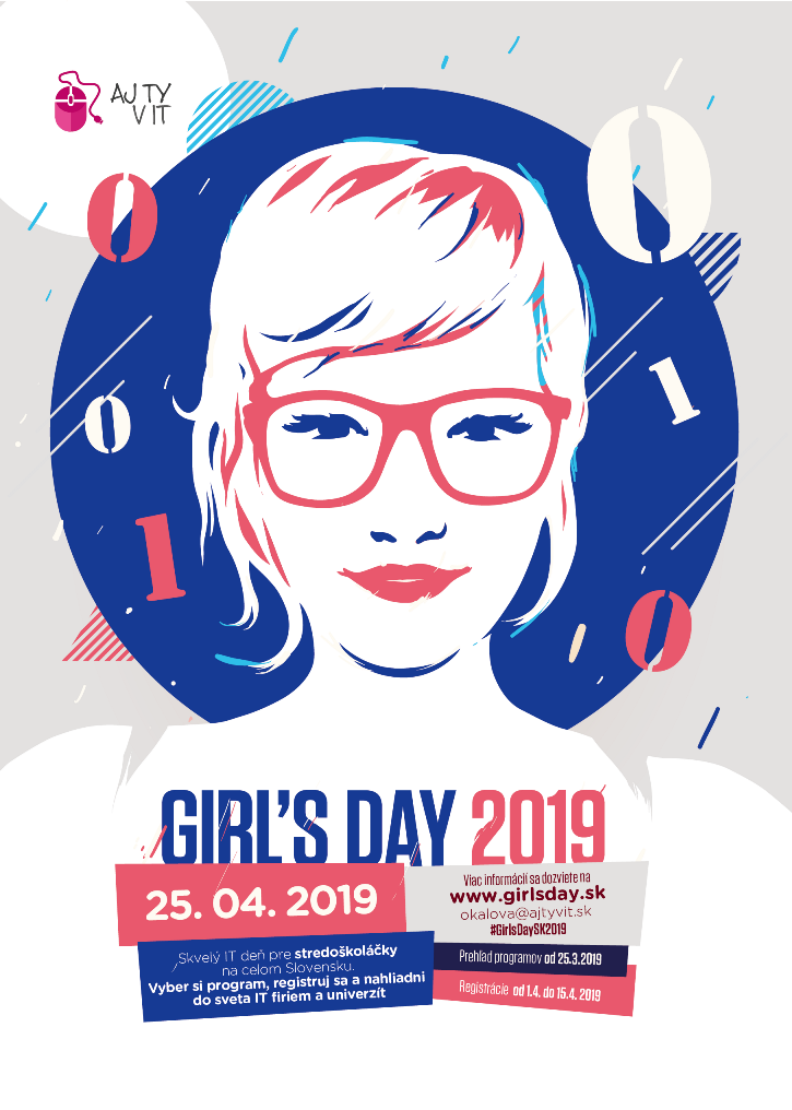 Girls day 2019 letak